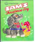 Click here to enlarge image and see more about item RCHBK20710A011: SAM'S CHRISTMAS JOY Happy Day Book