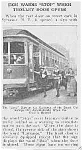 Click here to enlarge image and see more about item RR0628AA1: 1923 Street-Car INNOVATION Mag Article