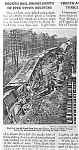 Click here to enlarge image and see more about item RR0913A4: 1918 Soldier TRAINWRECK Camp Upton Article