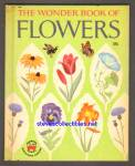 WONDER BOOK OF FLOWERS - 1961