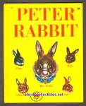 Click here to enlarge image and see more about item SCB4910A085: PETER RABBIT Wonder Book #513