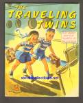 The Traveling Twins WONDER BOOK #596
