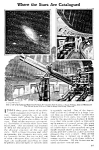 Click here to enlarge image and see more about item SCI0122AA3: 1927 POTSDAM, GERMANY OBSERVATORY Telescope Mag Article