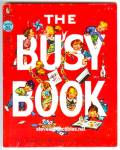 Click here to enlarge image and see more about item SEBCB52210A005: BUSY BOOK Elf Childrens Book #8402