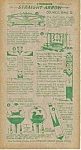 Click here to enlarge image and see more about item SV0402D2-2006: 1949 NABISCO SHREDDED WHEAT COLLECTOR Card!!