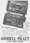 Click here to enlarge image and see more about item TO0526AA1: 1924 GOODELL-PRATT Machinists Tool Ad