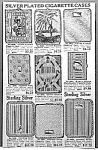 Click here to enlarge image and see more about item TO1124A1: Deco 1929 CIGARETTE CASES Ad L@@K!