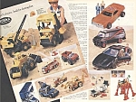 Click here to enlarge image and see more about item TONKA84WISHBOOK: TONKA-KNIGHT RIDER-SLOT CAR+ PAGES-1984 Sears Wish Book
