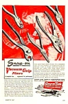 Click here to enlarge image and see more about item TOOL0120A2: 1947 SNAP-ON TOOL Ad