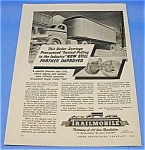 1946 TRAILMOBILE TRUCK Magazine Ad