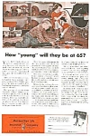 Click here to enlarge image and see more about item TY0330AA1: 1953 TOY TRAIN Image Toy Mag.  Ad