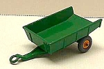 Click here to enlarge image and see more about item TY0425E5: Lesney Matchbox 1964 JOHN DEERE TRLERGPT No51