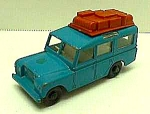 Click here to enlarge image and see more about item TY0425F1: Lesney Matchbox 1965 LAND ROVER SAFARI No 12