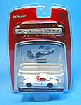 1962 CORVETTE RACECAR Diecast Toy - Greenlight