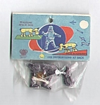 Click here to enlarge image and see more about item TY1125A1-2006: Vintage Space Dog RAMP WALKER Walkie MIP Plastic
