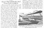 Click here to enlarge image and see more about item WF0710A2: 1939 NY WORLDS FAIR Mag. Article