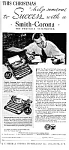Click here to enlarge image and see more about item WR0122A7: 1933 SMITH-CORONA TYPEWRITER Magazine Ad