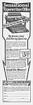 Click here to enlarge image and see more about item WR0526EE1: 1927 L C Smith Model No. 8 TYPEWRITER Ad