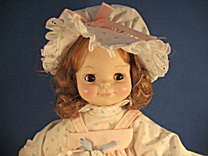 Effanbee Half Pint Soft Body Doll
