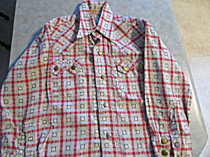 Child's Tex-togs Western Shirt