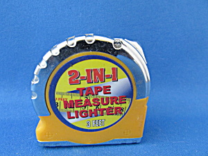 Tape Measure Cigarette Lighter