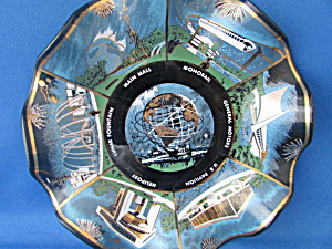 1964 New York World's Fair Dish