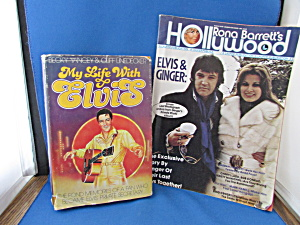 My Life With Elvis And Hollywood Magazine