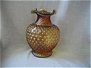 Fenton Hobnail Vase (Image1)