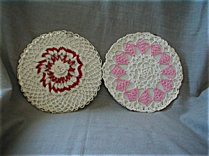 Doily Hot Pads (Image1)