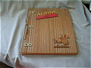 Wooden Photo Album (Image1)