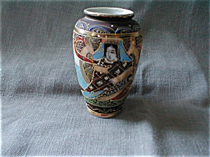 Goldcastle Hand Painted Vase (Image1)