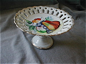 Porcelain Compote From Rosemount, Md