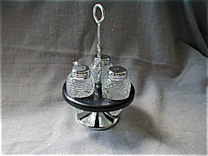 Salt, Pepper, Toothpick Holder Castor (Image1)