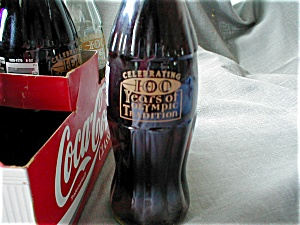 Olympic Coca-cola Bottles