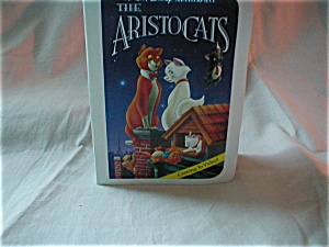 Walt Disney's Arisocats Figurine by McDonalds (Image1)