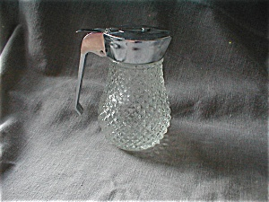 Vintage Syrup Pitcher