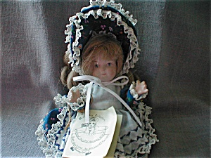 Elva, The Porcelain Doll