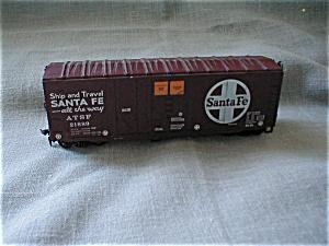 Santa Fe Cargo Car (Image1)