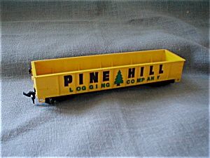 Pine Hill Logging Car