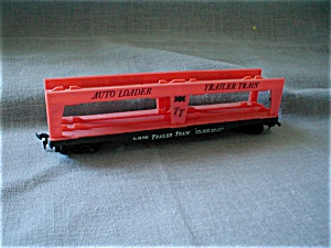 Auto Loader Trailer Train Car