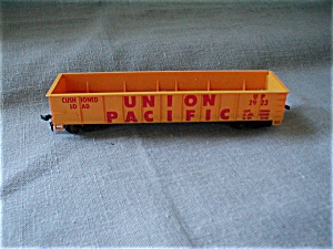 Union Pacific Car (Image1)