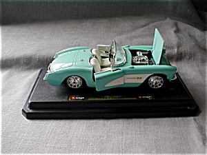 Diecast And Plastic Car Model