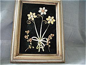 Velvet Paper Flower Picture (Image1)