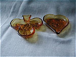 Amber Tiara Heart and Club Trays (Image1)