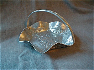 Aluminum Handled Basket
