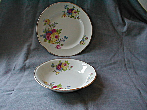 Cunningham And Pickett China