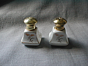 Minature Salt And Pepper Shakers