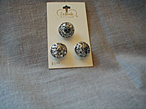 Lamode Metal Buttons On Card