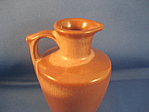 Brown Frankoma Pitcher (Image1)
