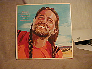 Willie Nelson Greatest Hits (Image1)